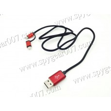 GSM AUDIO SPY EQUIPMENT IN USB CHARGER CABLE